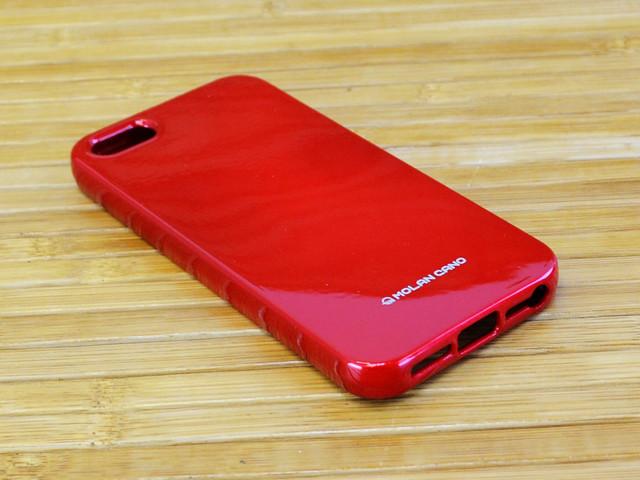 Чехол на Айфон, iPhone 5 5s Molan Красный