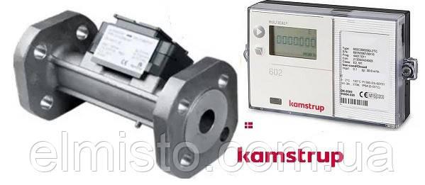 Теплосчетчик ультразвуковой MULTICAL® 602 DN20 x 190 mm, фланец, Qном =1,5 м³/час, KAMSTRUP