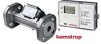 Теплосчетчик ультразвуковой MULTICAL® 602 DN25 x 260 mm, фланец, Qном =6,0 м³/час, KAMSTRUP