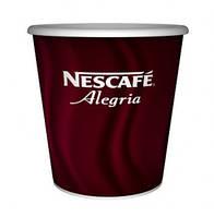 Посуда, Стакан 175 мл 50 шт. паперовий FoodC, (Nescafe Alegria)