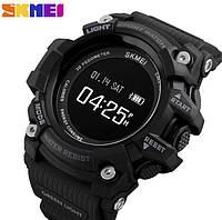 НОВИНКА! Часы Skmei Smart 1188 с Bluetooth/пульсометром. Гарантия 12 месяцев
