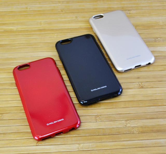 Чехол на Айфон,  iPhone 6 Molan Черный