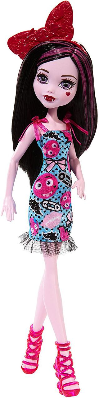 Monster High Emoji Draculaura Doll Кукла Монстер Хай Дракулаура Эмоджи