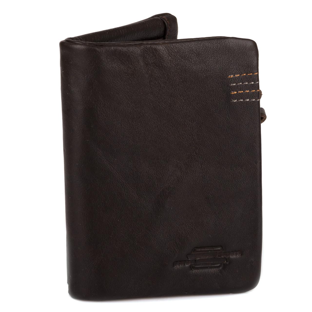 Портмоне мужское кожаное Esiposs E218-2L brown