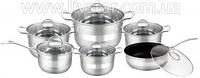 Посуды Набор Кухонной, 6 Предметов 2.1, 2.1, 2.9, 3.9, 6.5, 3.40 Лтр.