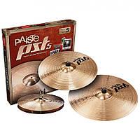 Набор тарелок для ударных, Hi-Hat, Crash, Ride Paiste 5 Universal Set