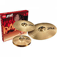 Набор тарелок для ударных, Hi-Hat, Crash, Ride Paiste 5 Rock Set