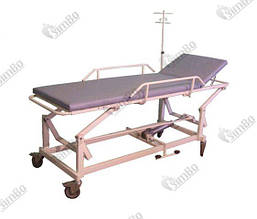 Каталка для транспортировки пациентов с гидроприводом - КТг