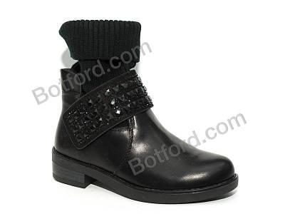 Ботинки Башили A18 черный