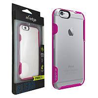 Чехол для iPhone 6/6s M-Edge Glimpse (IP6-GL-P-PK) Прозрачный., фото 1