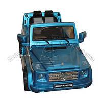 Детский электромобиль G 55 RS-4 AMG Mercedes Gelandewagen, Голубой ***