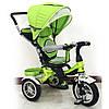 Трехколесный детский велосипед  TURBO TRIKEM 3114-4A