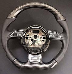 Карбоновий кермо Audi A3
