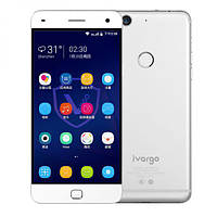"Смартфон Vargo iVargo v210101 silver серебро (1SIM) 5"" 3/32GB 5/13Мп 3G 4G оригинал Гарантия!"