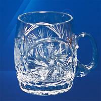 Кружка для пива хрустальная Julia BK1733 (1 шт/330 мл)