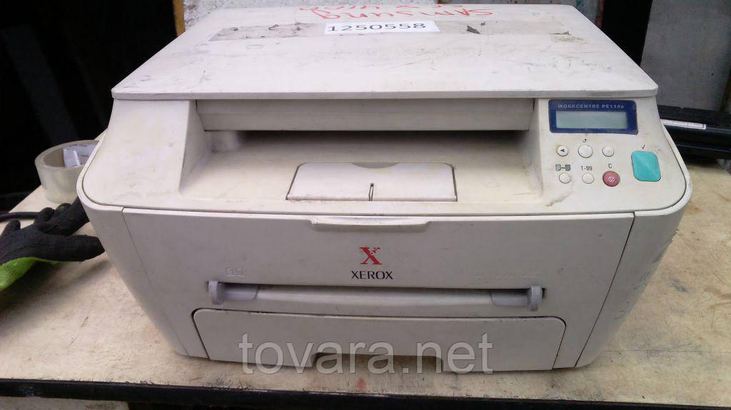 XEROX PE114E WorkCentre Printer Drivers Download (2019)