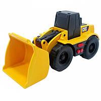 Спецтехника Toy State Мини-мувер CAT Погрузчик 15 см (34614)