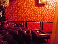 Декорирование стен и потолков тканью