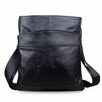 620bb24bb872 Кожаная черная сумка в категории мужские сумки и барсетки в Украине ...