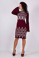 Вязаное платье Вирсавия  р 44,46,48,50, фото 1