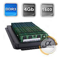 Модуль памяти SODIMM DDR3L 4Gb PC3L-12800 1600 PC3L БУ