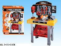 Набор инструментов Tool Brains WS 5606
