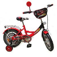 """Детский двухколесный велосипед Profi Тачки 14"""" PO 1442***"""