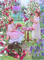 """Набор для вышивки лентами """"Цветы для мамы"""""""