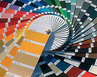 Zowo-Plast 1450 краска для ПВХ Anti-Heat RAL7042 структура R