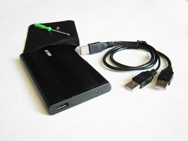 2.5 Внешний USB IDE Карман жесткого диска - Sat-ELLITE.Net - 1-й Интернет-Cупермаркет в Киеве
