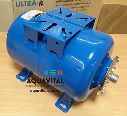 Ресивер (гидроаккумулятор) для воды ZILMET ULTRA–PRO 24 H