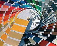 Zowo-Plast 1490 краска для ПВХ металлик Grau 7458 структура R