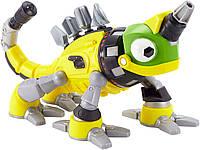 Mattel Динозавр хамелион Динотракс Реввит со звуковыми эффектами Dinotrux Friend Revvit Vehicle, фото 1