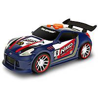 Машина Toy State Road Rippers Крутой розворот Ралли Nissan 370Z 21 см (40572)