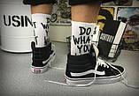 Высокие носки с надписью Do what you want, фото 2