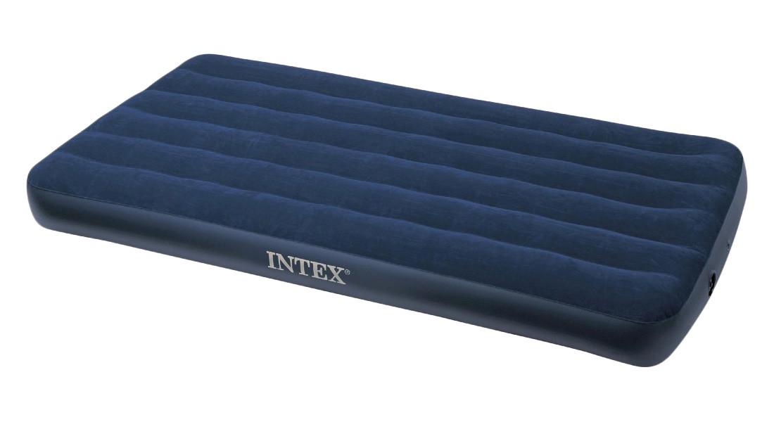 Односпальный надувной матрас Intex (99х191х22см)