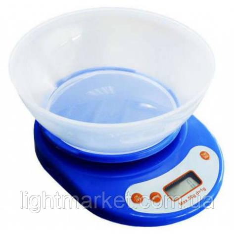 Весы кухонные электронные  5кг, фото 2