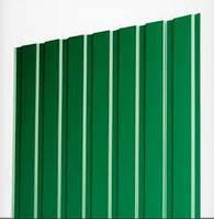 Профнастил RAL6005 Зелений,ПС-20, 1,17*2,0м.