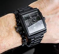 Часы мужские наручные SKMEI Black Edit.