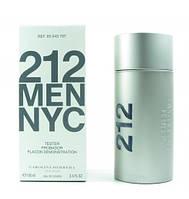 Carolina Herrera 212 Men NYC (тестер lux)