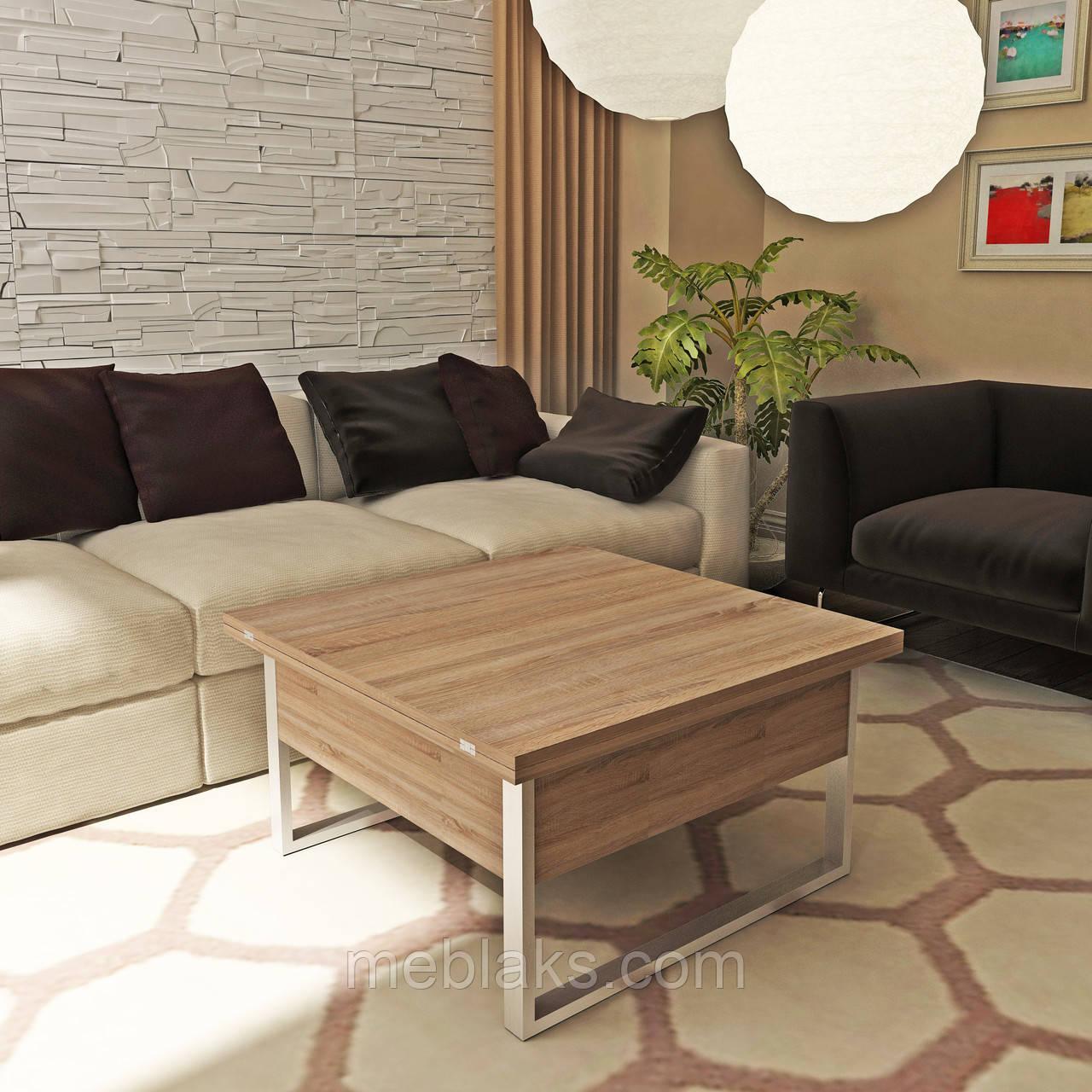 Стол трансформер для кухни Омега