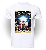 Футболка GeekLand Гравити Фолз Gravity Falls cияние GF.01.014