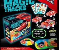"""Гоночный Меджик Трек """"Magic Tracks"""" 170206 D. Тачки"""
