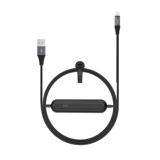 USB кабель iPhone 6 + Power Bank (2000mAh) Hoco U22 U Bei