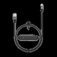 USB кабель iPhone 6 + Power Bank (2000mAh) Hoco U22 U Bei, фото 1