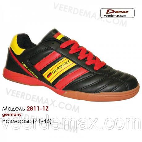 Кроссовки футбольные Veer Demax размеры 41-46