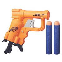 NERF Бластер Элит Джолт Нерф  NERF N-Strike Elite Jolt Blaster - Orange