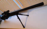 Снайперская винтовка на пульках (6мм) CYMA ZM 51 SSG 69 Sniper Rifle, фото 2
