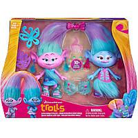 Игровой набор Hasbro Trolls Тролли Модные близнецы (B6563)