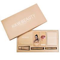 Набор декоративной косметики Kylie KKW 7in1